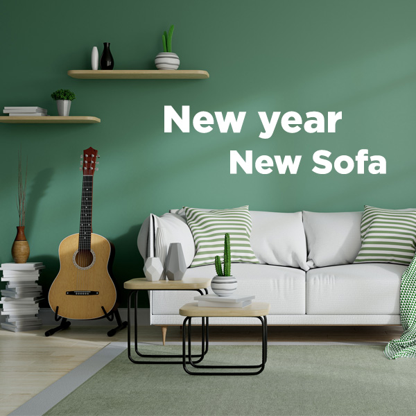 New Year New Sofa