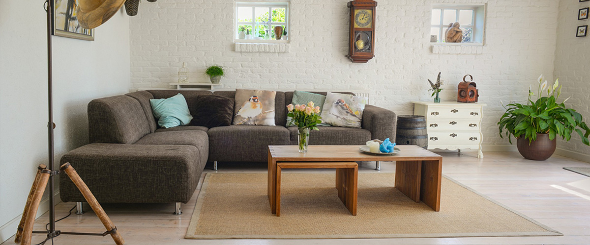 3 Important Types of Furniture for Your Living Room