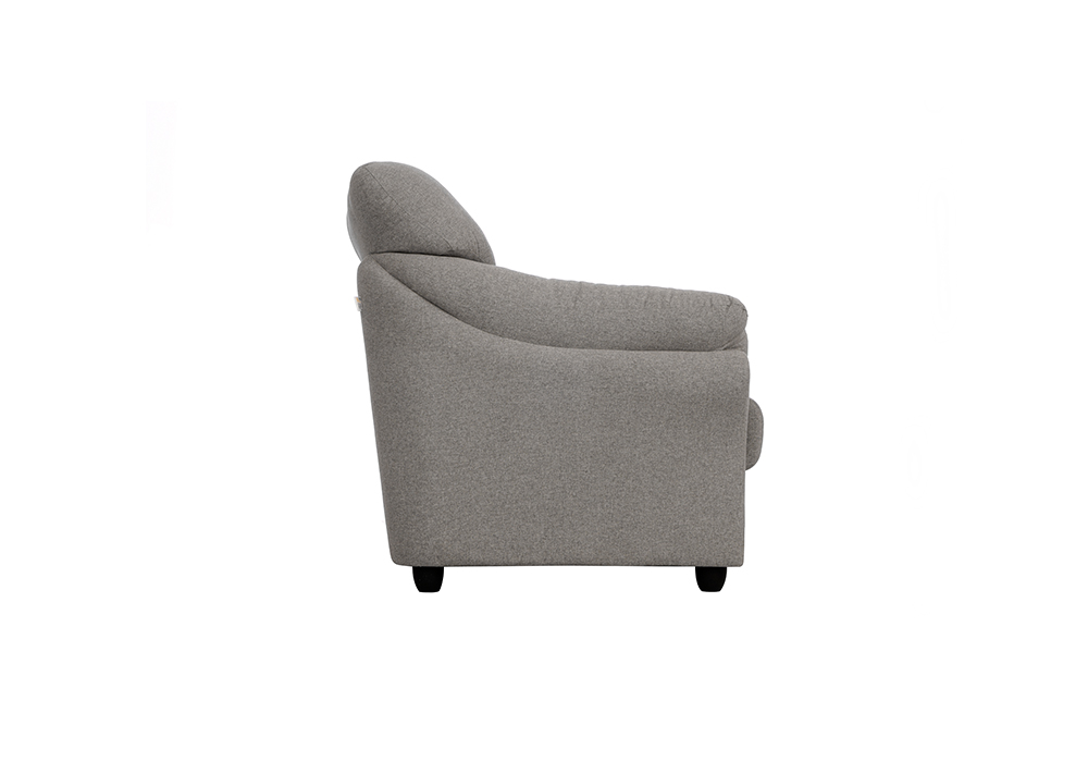 Bangkok-One-Seater-Gray-colour-side-view-Sofa-by-SPNS