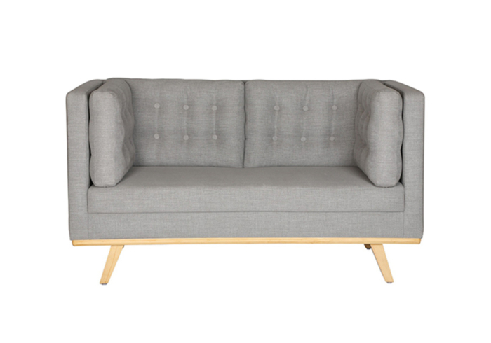 Entawak-Gray-Colour-Two-seater-sofa-Spns-Furniture