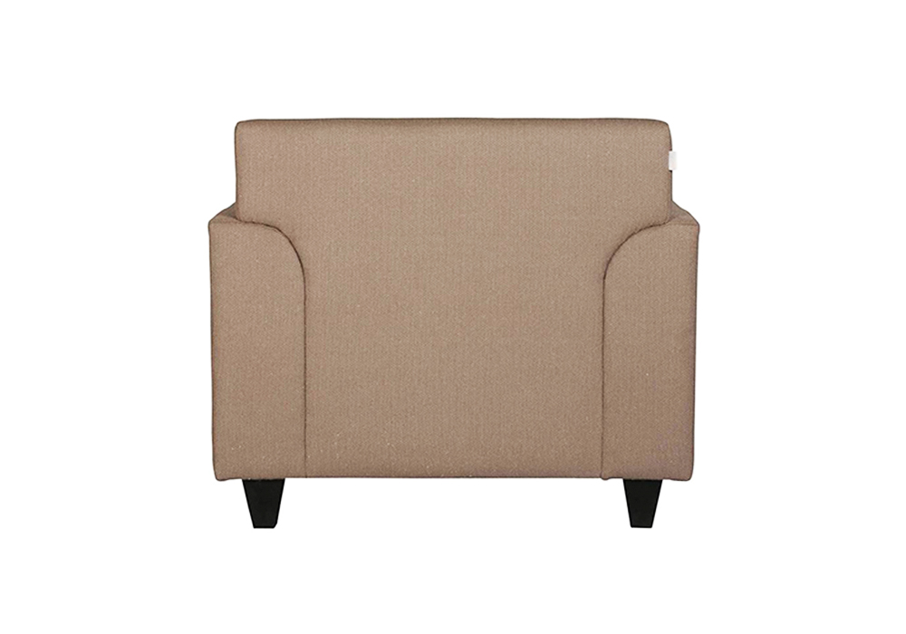 Erica One Seater Sofa back view - Spns Furniture