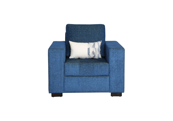 ND1-single-Seaters-Sofa-Blue-in-colour-with-Cusion-by-SPNS