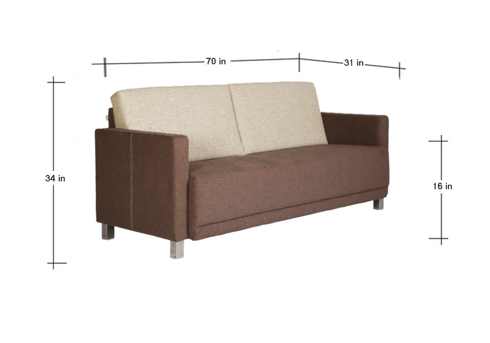 flora-three-seater-sofa-dimensions-combination-of-beige-dark-brown-colour