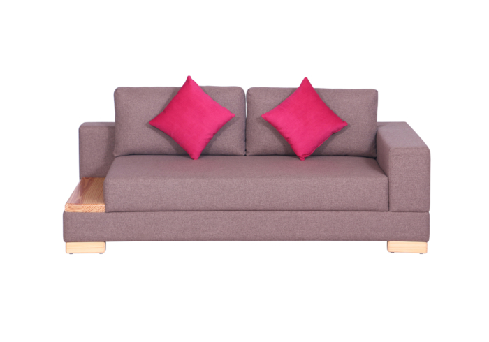 Corner(nd12) LHS 2 Seater Sofa by Spns