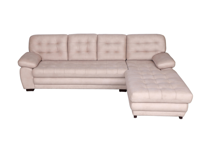 Cosmos Lounjer LHS Sofa pearl color-by spns sofa