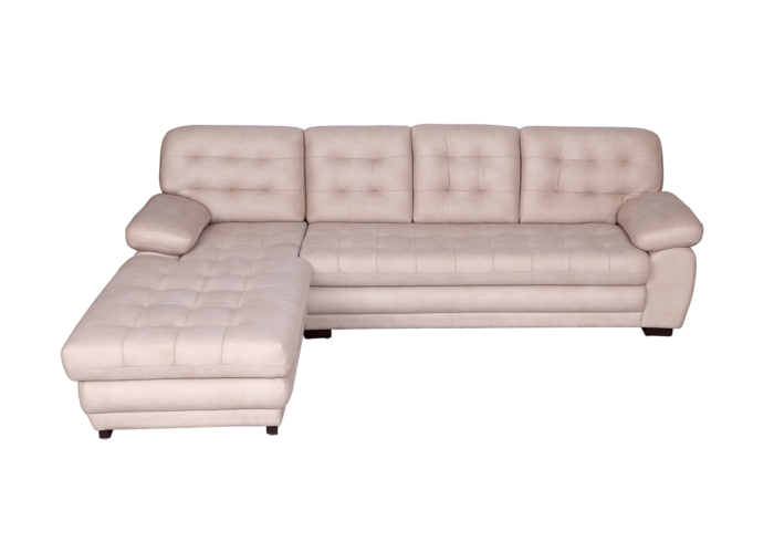 Cosmos Lounjer RHS Sofa pearl color-by spns furniture