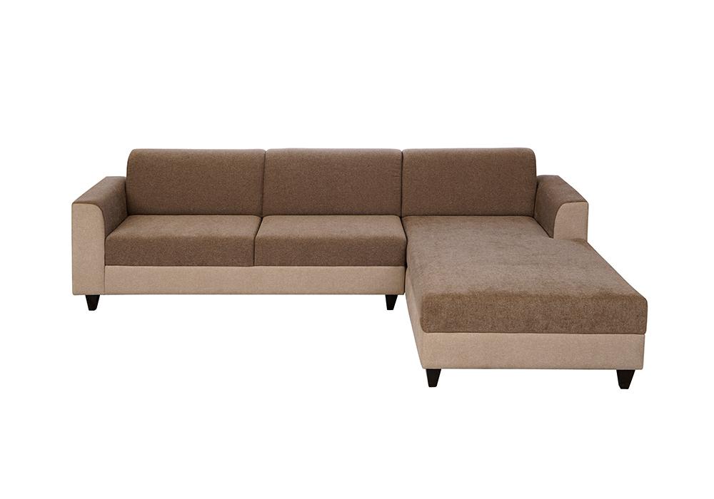 everlast rhs sofa lounjer gray colour by spns