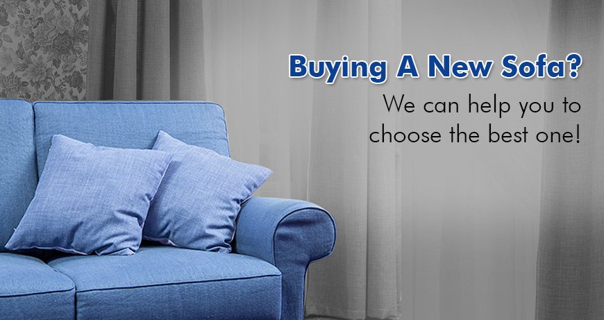 Buying A New Sofa? We Can Help You To Choose The Best One!